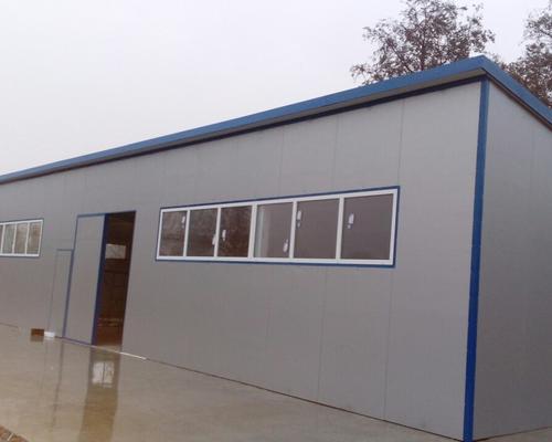 Збірні швидкобудуємі виробничі будівлі