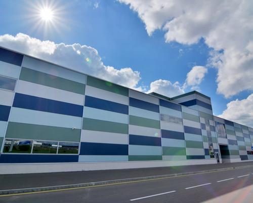 Швидкомонтовані торгові центри з металоконструкцій